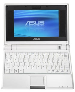 Illustration for article titled Asus Eee PC is No Longer Voided by Memory Upgrade