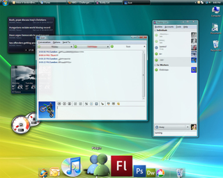Illustration for article titled Give Windows an OS X-like dock with ObjectDock
