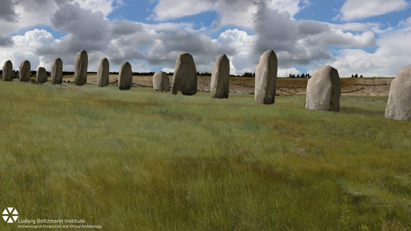 Illustration for article titled Archaeologists Have Made Another Amazing Discovery Near Stonehenge