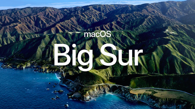 The Next Version of macOS is Called Big Sur and It s Getting a Very iOS Facelift
