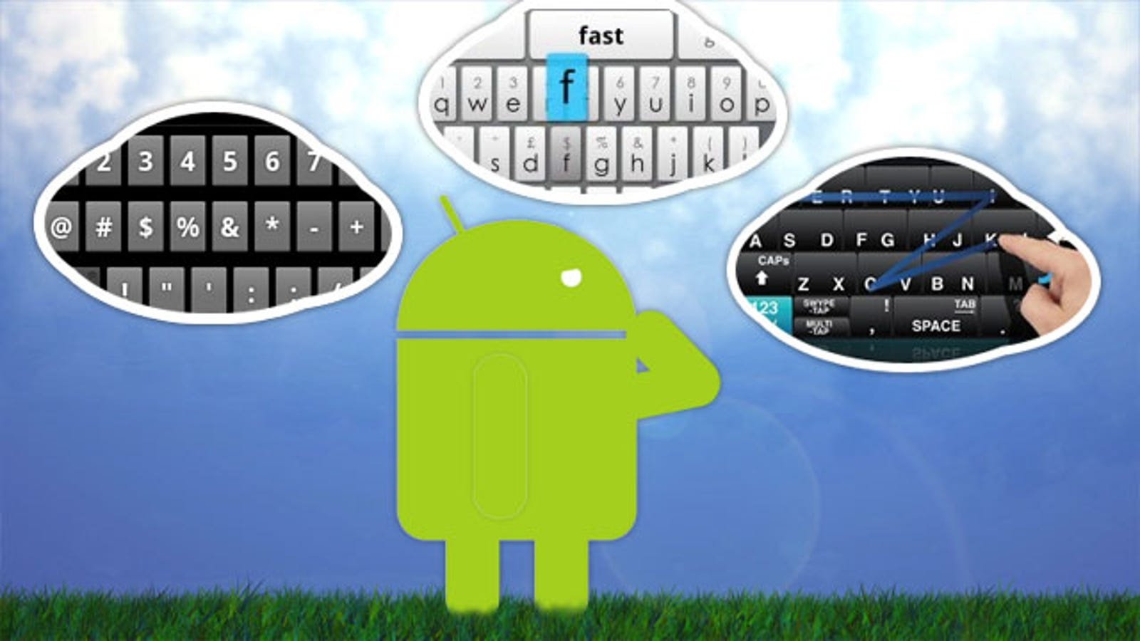 How to Find the Right Android Keyboard for You