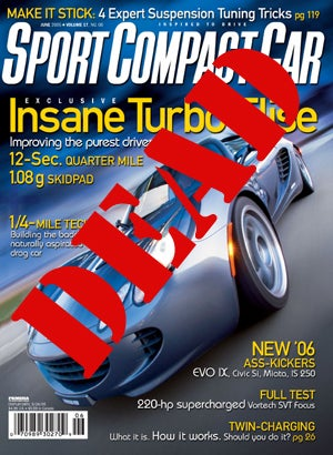 Illustration for article titled Truck Trend, Sport Compact Car, Other Titles Axed By Source Interlink