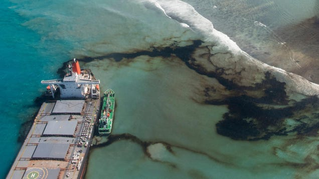 First-Ever Spill of  Frankenstein Fuels  Occurred Last Year, Researchers Find
