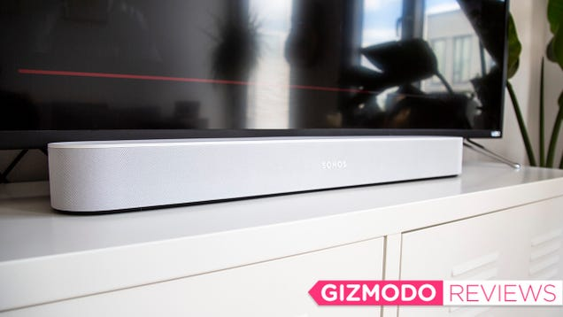Sonos Beam Is a Great Smart Soundbar for Not Too Much Money