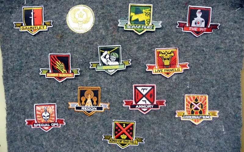 Illustration for article titled Call of Duty XP's Real-Life Achievements and Badges of Honor