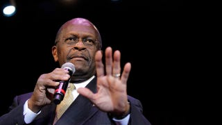Illustration for article titled Herman Cain Accused Of Sexual Harassment