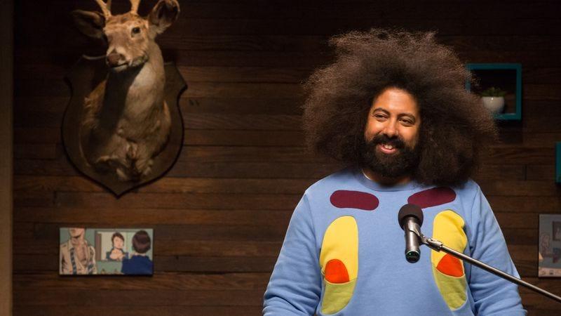 Ryan…er…Reggie Watts