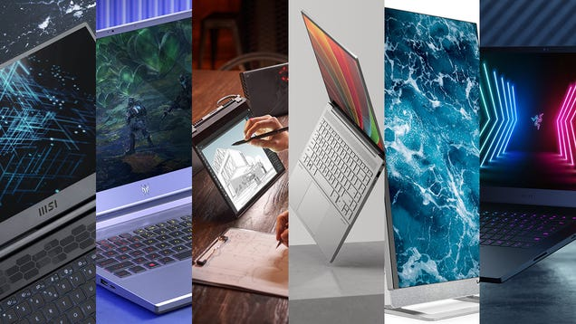 The Stand-Out Laptops of CES 2021