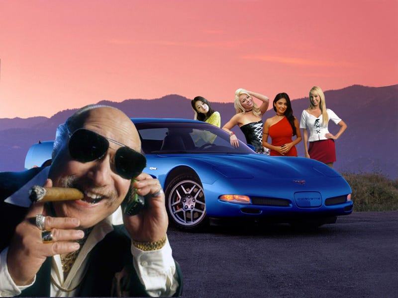 Porsche owner stereotype