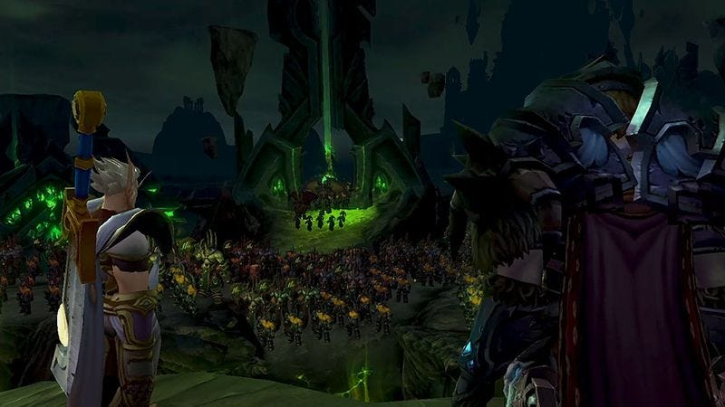 World Of Warcraft: Legion (Screenshot: Blizzard Entertainment)