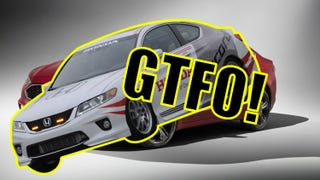 Illustration for article titled The Fusion Sport will tell Honda if we're ready for a 400HP Accord