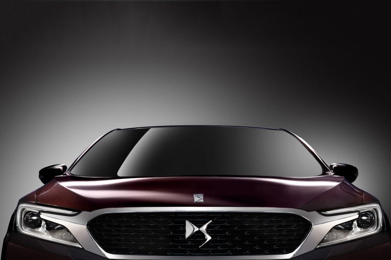 Illustration for article titled Meet The Citroën... Sorry, DS 5LS