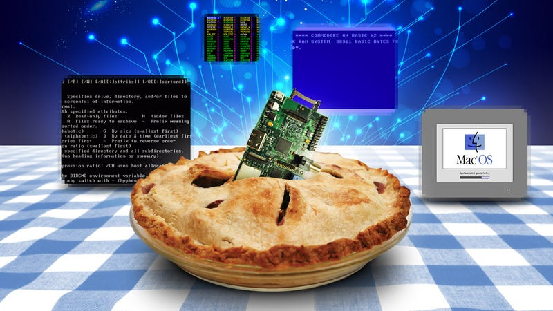 Five Retro Operating Systems You Can Run on the Raspberry Pi