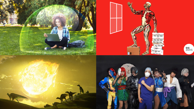 HBO Max, Cosplayers, and One Big Asteroid: Best Gizmodo Stories of the Week