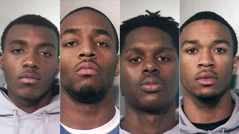 Four Hofstra Basketball Players Arrested For Allegedly ...