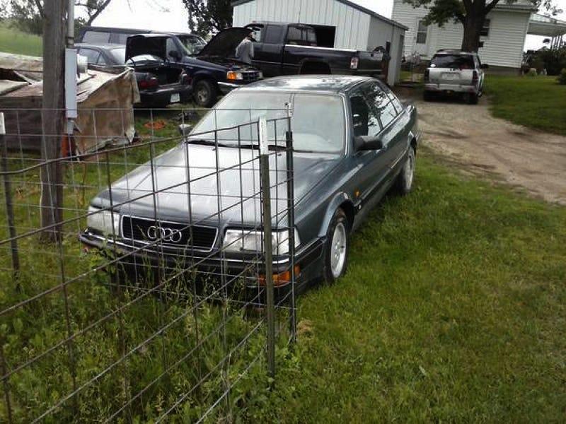 Whoa A Audi V Quattro For A Grand - Audi v8