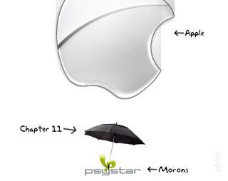 Illustration for article titled Psystar Owes Apple $75k For Some Reason
