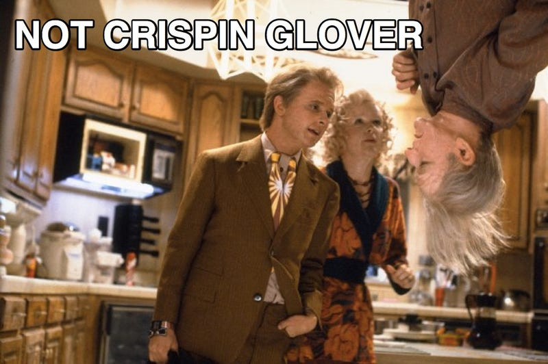 Illustration for article titled Crispin Glover reveals why he was replaced in Back To The Future 2