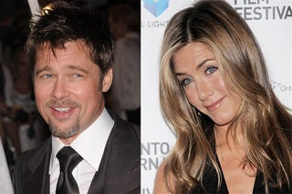 Illustration for article titled Brad Pitt To Jen Aniston: STFU