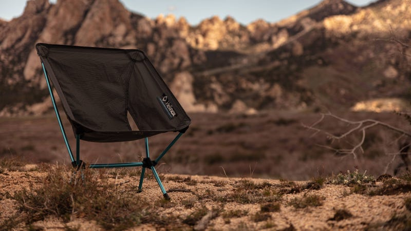 Illustration for article titled The Best Camping Chairs to Get Your Butt Off the Ground