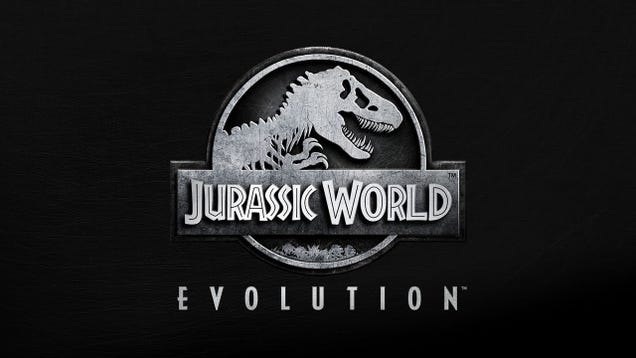 Jurassic World EvolutionIs A Theme Park Building Game Coming In 2018