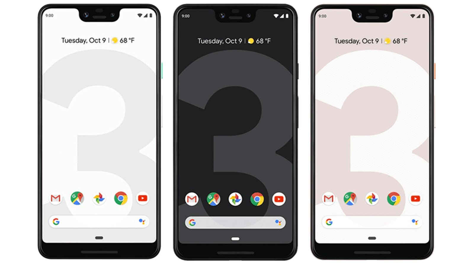 If You Don't Like the Pixel 3 XL's New Notch, Google Says You Can Hide It