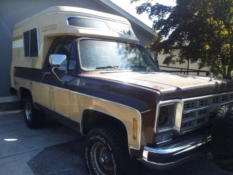 at 2 995 is this 1977 chevy blazer chalet a c er that one day Chevy Trailblazer Interior at 2 995 is this 1977 chevy blazer chalet a c er that one day might p er