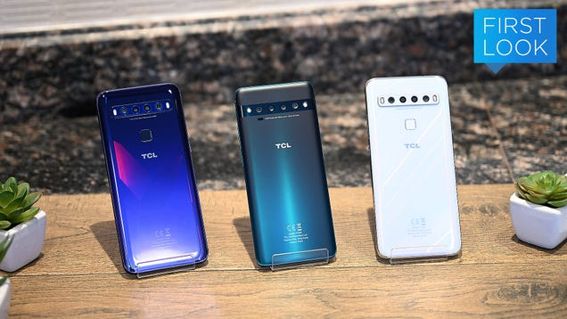 This Beautiful Smartphone Is Like an Affordable Samsung Galaxy S10