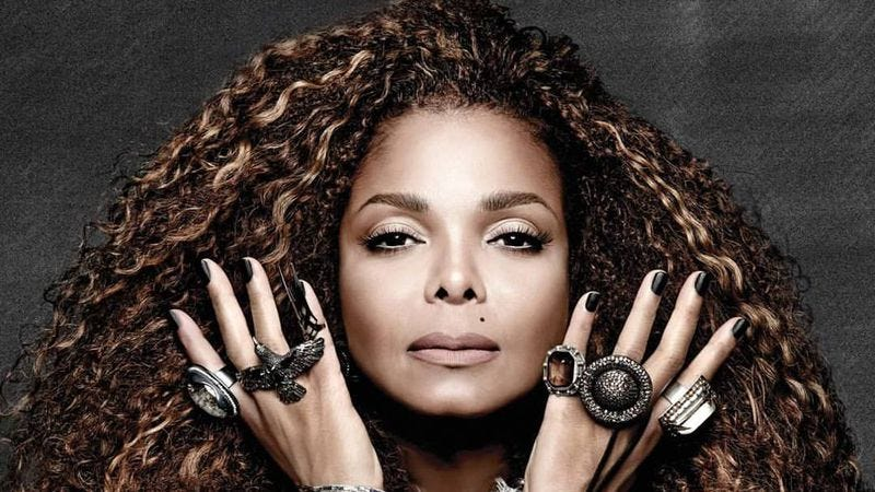 Illustration for article titled Janet Jackson reveals release date, track list, cover art for upcoming album