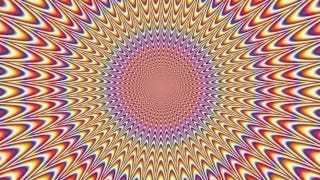 Illustration for article titled This Optical Illusion Makes Me Trip Balls