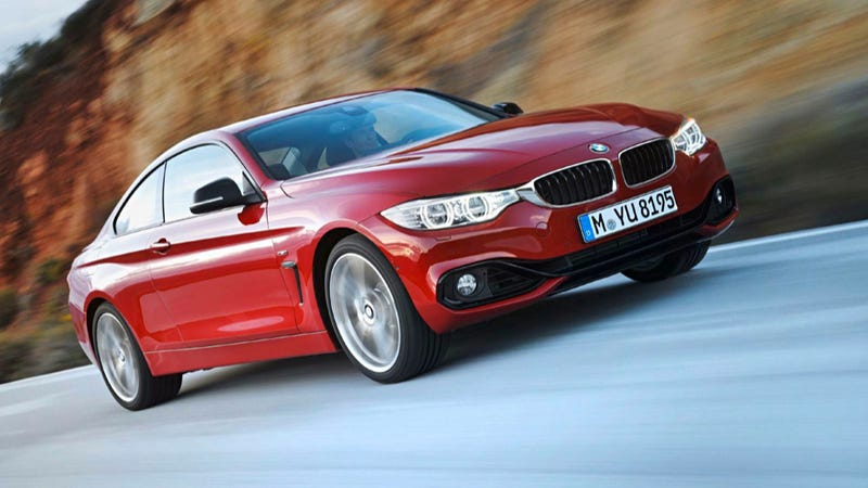 Illustration for article titled 2014 BMW 4-Series: This Is It