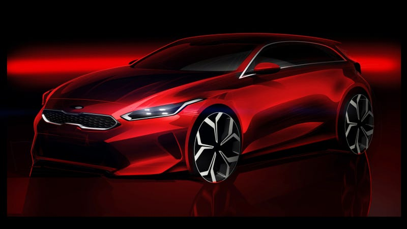 Illustration for article titled The New Kia Ceed Drops The Apostrophe And I'm Crushed