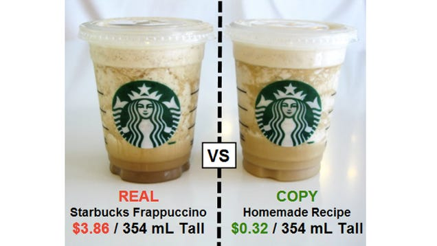 How Do You Make Starbucks Drinks At Home