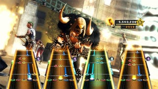 Illustration for article titled Activision Takes Axe To Guitar Hero's Neversoft, Shuts Down Luxoflux