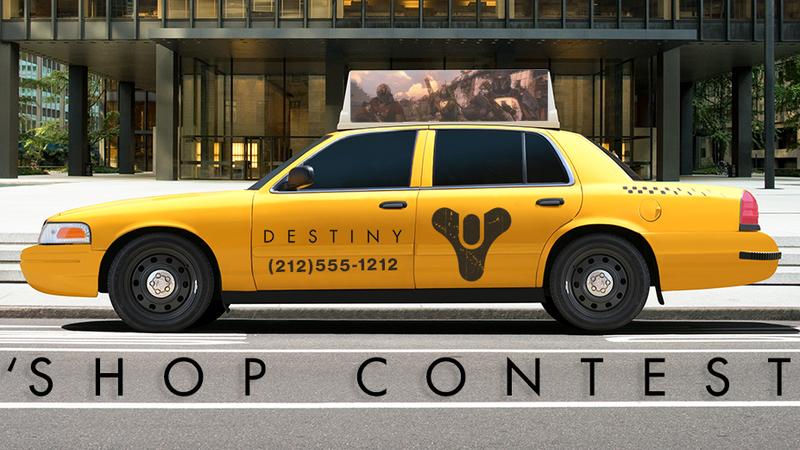 Illustration for article titled Kotaku 'Shop Contest: Destiny Nonvertising