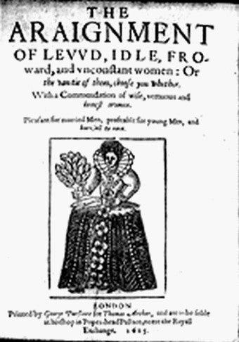 """Illustration for article titled """"Lewde Women"""" Strike Back"""