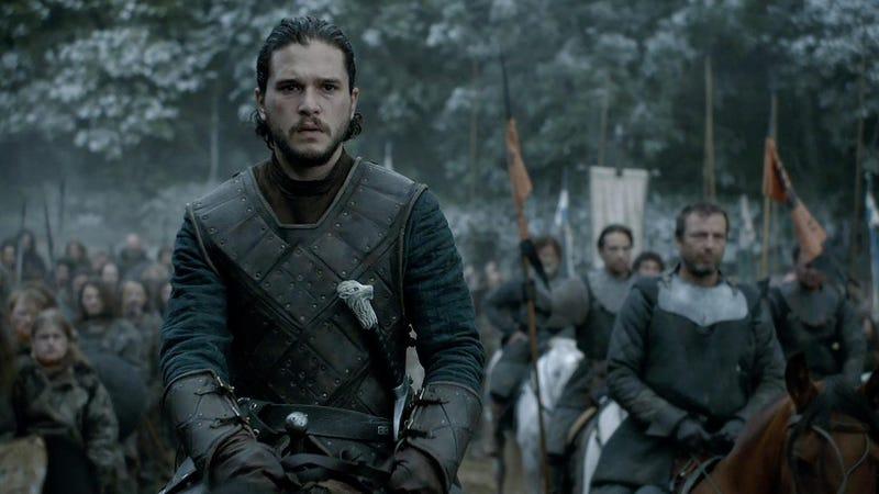 Illustration for article titled El actor que hace de Jon Snow en Juego de Tronos advierte de que nadie está a salvo en la nueva temporada de la serie