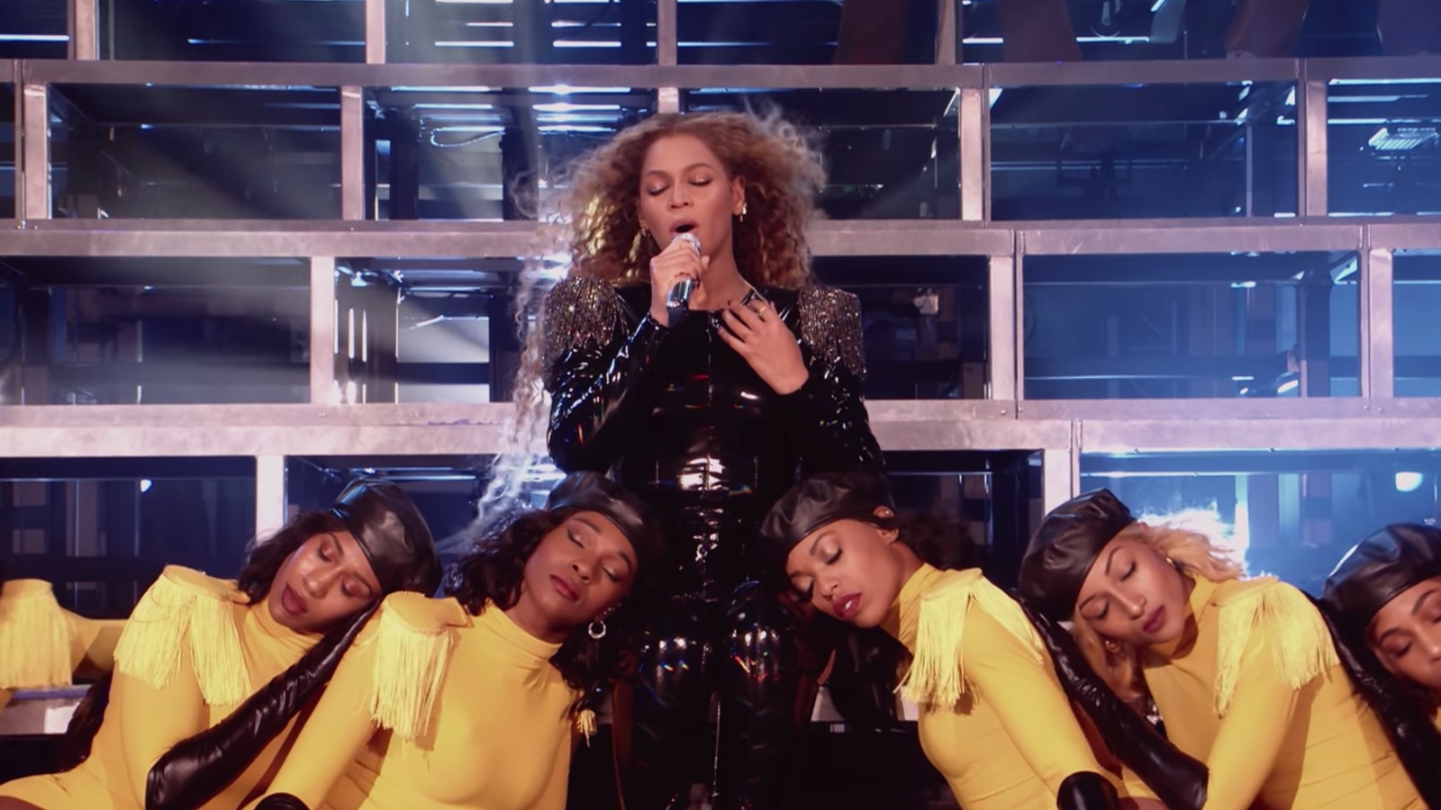 Beyoncé's Homecoming Makes the Past Present