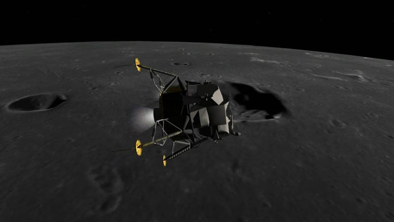 Experience the Apollo Missions With This Free Flight Simulator