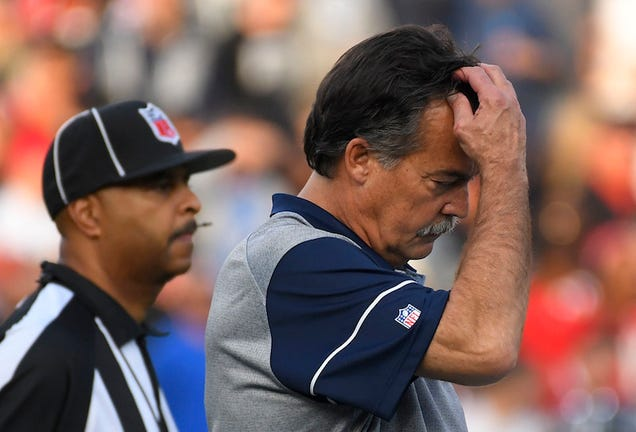 Jeff Fisher Fired