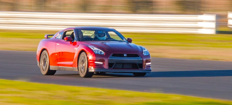 Illustration for article titled I Tracked A Nissan GT-R And I Get It Now