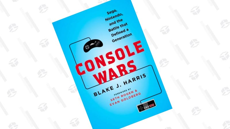 Console Wars: Sega, Nintendo, and the Battle that Defined a Generation | $2 | Amazon