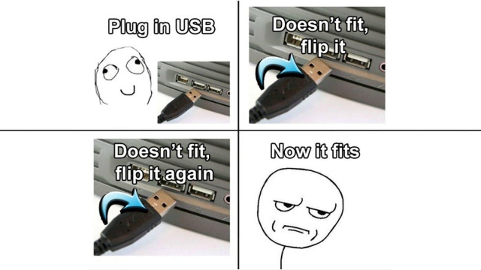 Problème fréquent de branchement de cable