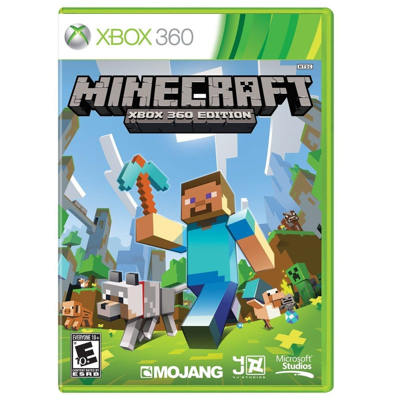 Illustration for article titled TAY Game Night: Minecraft (Xbox 360, w/ Any/Every Platform)