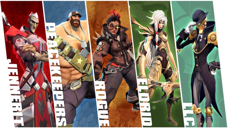 Illustration for article titled How to Unlock All Battleborn Heroes