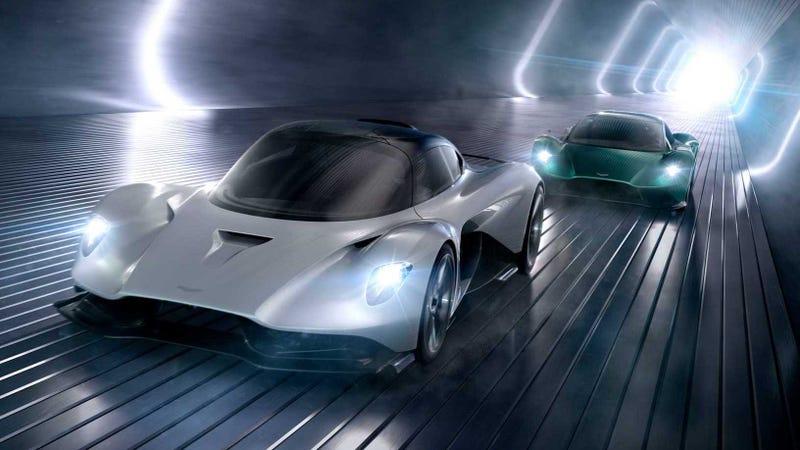Photos: Aston Martin