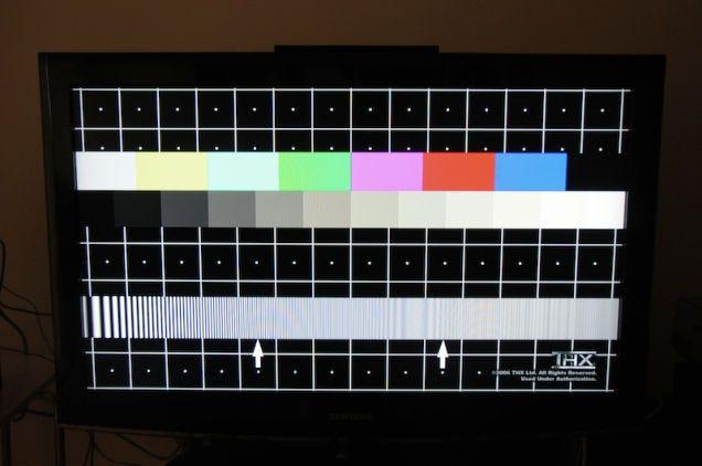 Adjust Your TV