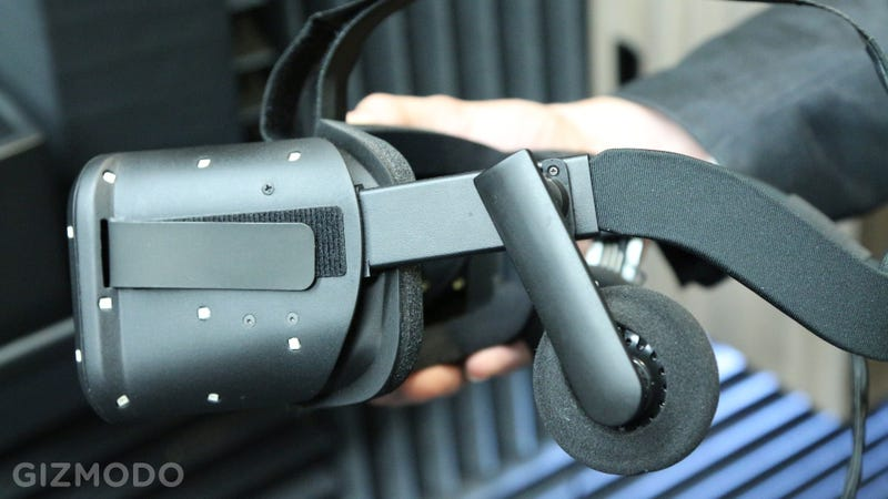 Illustration for article titled Oculus Brings 3D Audio To Virtual Reality, And It Sounds Great