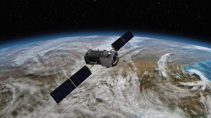 Illustration for article titled NASA's New Satellite Could Unravel the Mystery of Our Changing Climate