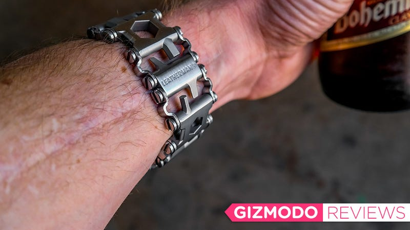 Illustration for article titled Leatherman Tread Review: Is The Bracelet Multitool Genuinely Useful?